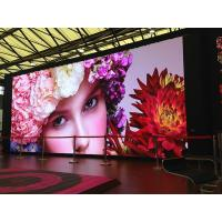 Commercial P8 Transparent Rental LED Display , Customize Outdoor LED Display Boards Manufactures