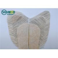 China Men'S Suit Sleeve Head Roll With Needle Punch Non Woven Felt And Hair Interlining on sale