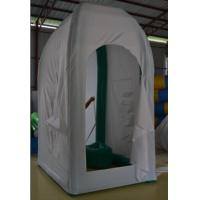 PVC Inflatable Outdoor Convenient Easy to Open with a Toilet Tent for Camping