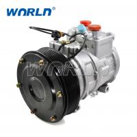 China 10PA17C Truck Air Conditioner Compressor For John Deere Agriculture tractor 300 500 6100 7000-900 Series on sale