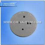IEC60061-1 G13 7006-44-4 Go and Not-go Gauge for Unmounted Bi-pin Cap Gauge Testing Manufactures