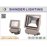 High Brightness Solar Powered LED Flood Lights Outdoor With 3 Years Warranty Manufactures
