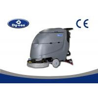 China Dycon Industrial Floor Cleaning Machine With Lifting Brush Plate Structure for Warehouse. on sale