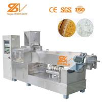 Reinforced Instant Rice Food Machine 304 Stainless Steel Machine Material Manufactures