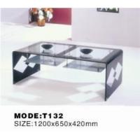 Glass Coffee Table (T132) Manufactures