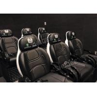 Professional 5D Cinema System Shows Exciting Short Film With Immersive Seating System Manufactures