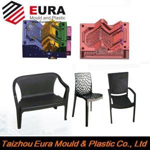 EURA Zhejiang Taizhou plastic chair injection mould Manufactures