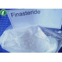 Raw Powder Hair Loss Steroids Finasteride with 99% Assay , CAS 98319-26-7 Manufactures