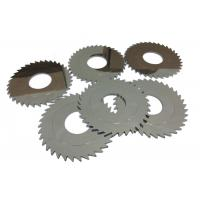 Cooper / Aluminium Cutting Blade , Tungsten Carbide Circular Saw Blade Manufactures