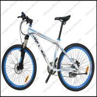 26inch alloy frame mountain bike with disc brake SHIMANO 21 speed Manufactures