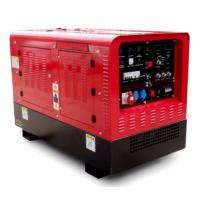 China TIG MMA WELDMAN Welder Genset Diesel Generator 30kw Arc 500Amps Engine Driven on sale