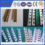 OEM aluminium extrusion profile, high precision aluminum cnc aluminium cnc machine milling Manufactures