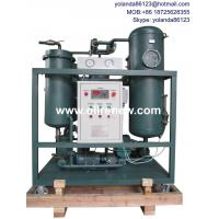 Emulsified Turbine Oil Filtration System | SteamTurbine Oil Treatment Plant | Turbine Oil Purification Manufactures
