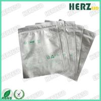 Customized Logo ESD Moisture Barrier Bag Flexible Structure Aluminum Foil Material Manufactures