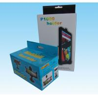 China custom Luxury full color paper box printing with paper hanger on sale