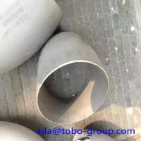 Stainless Steel Elbow Pipe ASTM A182 F51 / UNS31803 / 1.4462 DN 15-1500 Manufactures