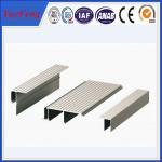 F shape new aluminium products, aluminium profile for glass roof ( china top alu Profiles) Manufactures
