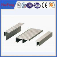 Quality F shape new aluminium products, aluminium profile for glass roof ( china top alu for sale