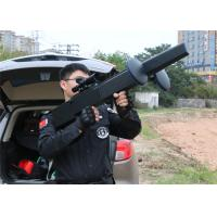 Buy cheap Military Standard Drone Jammer Gun, 8 Bands Drone Defender for Drone Jamming from wholesalers