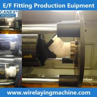 CANEX electrofusion laying machine Manufactures