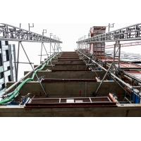 Frequency Conversion Construction Material Hoist SC 320 Double Cage 3200kg Capacity Manufactures