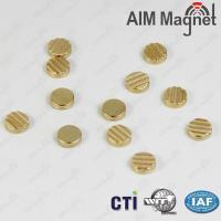 China Strong permanent neodymium magnets jewelry dia 3*2mm on sale