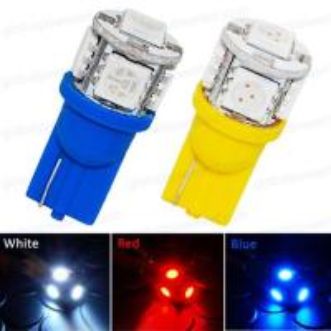 Car LED Bulb / LED Car Lights / LED Auto Lamp (GP-T10W25S05) Manufactures