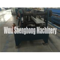 Hydraulic Z Purlin Forming Machine 3T Decoiler / 5T Decoiler Manufactures