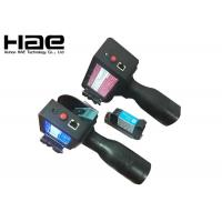 Portable Handheld Inkjet Coder For Bottle Cans Boxes / PE Plastic Date / Number Print Manufactures