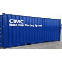 China Nano one coating system container paint for Containers on sale