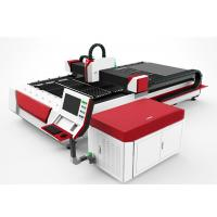 Industrial Fiber Laser Metal Cutting Machine With 1500*3000mm Working Table Manufactures