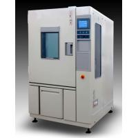 China Professional Temperature Testing Equipment , 6.55 Inch Touch Screen Climatic Test Chamber on sale