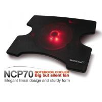 Gaming Laptop Cooling Pad with 200mm red LED Fan Manufactures