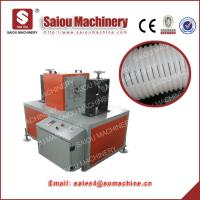 perforate unit for pvc single wall corrugated pipes Manufactures