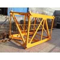 Dubai tower crane parts mast section Manufactures