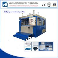 5-15 Mold / Min Plastic Vacuum Forming Machine For Food Container Manufactures