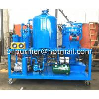 Lube Hydraulic Oil Decoloration Machine, Quench Cutting Fluids Purification System, Industrial Oil Purifier manufacturer Manufactures