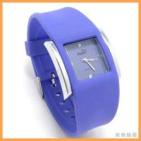 China Silicone sport watch on sale