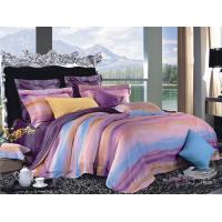 Durable Combed Cotton Sateen Bedding Sets , For New House Manufactures