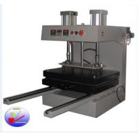 Pneumatic double board heating press (FZLC-B5-2) Manufactures