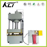 Four Column CNC Hydrostatic Press , Hydraulic Metal Hole Punch Press Manufactures