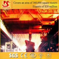 QDY model CE Certificated applied in metallurgy industry casting crane Manufactures