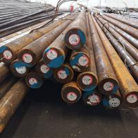 200mm Thickness High Carbon Alloy Steel DIN 1.7225 4140 Q+T Metal Round Bar