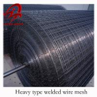 Quality Heavy gauge pvc coated welded wire mesh(factory,high quality) for sale