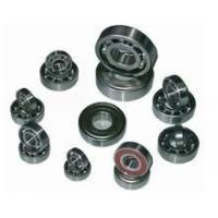 6220, 61821 Deep Groove Ball Bearings With Snap Ring Groove For Machine Tools Manufactures
