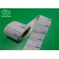58*40mm Custom Thermal Labels 1 Color Printed Deep Thermal Image Static - Proof Manufactures
