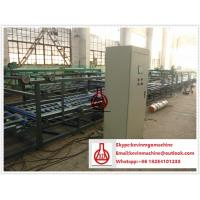 China Mgo Board Production Line , Dual Channel Roll Style System Lightweight Wall Panel Machine on sale