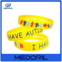 China Bracelet Manufacturer Fashion Personalized Wholesale Cheap Custom Silicone Bracelets on sale