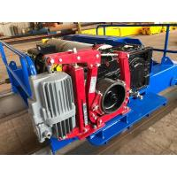 High Speed Electric Hoist Winch Used for Cranes as Main Hoist Hydraulic Thruster brake Manufactures