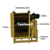 300 / 360 / 400mm Wood Floor Embossing Machine Widely Used for Embossing on Solid Wooden Board Manufactures